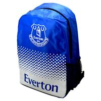 Everton F.c. Backpack Official Merchandise - School Rucksack Bag Fc Football