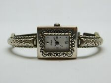 Brighton Arcadia Silver Tone Quartz Analog Ladies Watch