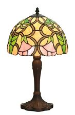 Tiffany Lámpara De Mesa Tradicional