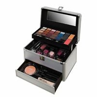 Beauty Make Up Set Vanity Case Cosmetics Collection & Carry Box Women Gift Box