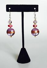 Antica Murrina Niagara--Murano Glass Earrings