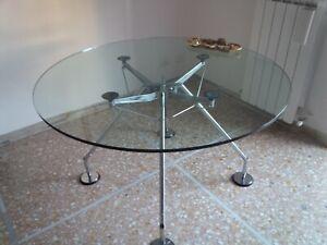 Tavolo Tondo Vetro A Tavoli Da Pranzo Acquisti Online Su Ebay