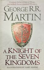 A Knight of the Seven Kingdoms George R.R. Martin Hardcover Rare Beautiful Free