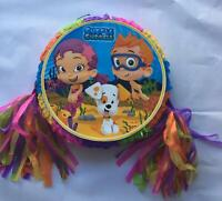 Bubble Guppies   Pinata Birthday Party Game  party Decoration FREE SHIPPING