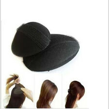 2 Volume Hair Bump Up Bumpits Princess Styling Tool Base Insert UK