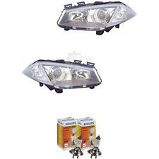Xenon Scheinwerfer Set für Renault Megane II 2 M Bj. 02-05 Valeo D2S+H7 56735072