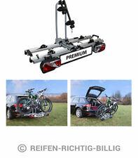 Fahrradheckträger Premium für Anhängekupplung für 2 Fahrräder