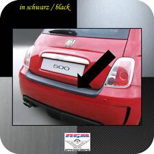 Original RGM Ladekantenschutz ABS schwarz Fiat 500 nur Abarth bis Baujahr 3.2016