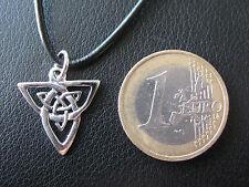 Keltischer Knoten 925'er Silber Ketten Anhänger  / KA 840