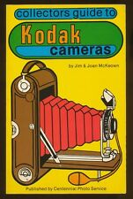 Jim & Joan McKeown libro Collectors guide to Kodak cameras 1981 in inglese D947
