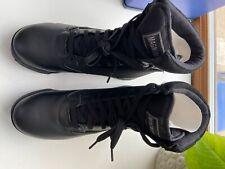 Magnum lightweight classic uniform work boots - black - new