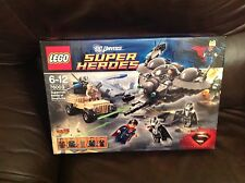 LEGO DC Universe Super Heroes Superman Battle of Smallville (76003) brand  new