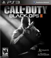 Call of Duty Black Ops II 2 Sony PlayStation 3 PS3 Video Game Complete Tested