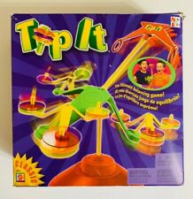 Mattel Classic Top It Kids Family Game Stacking Balance Toy New in Box Rare