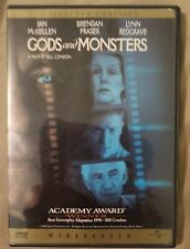 Gods and Monsters (1998; Dvd) Widescreen - Collector's Edition Dvd-