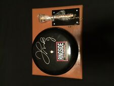 Floyd Mayweather Signed Ring Bell