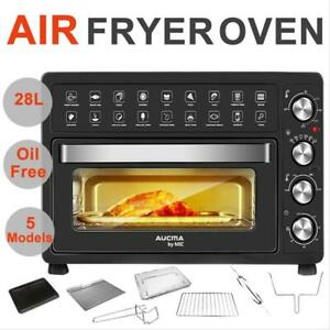Air Fryer Oven 28L Electric Convection Airfryer Healthy Cooker Oil Free Low Fat