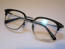 152b09af09 DITA NOMAD Black Antique Silver Glasses Optique Eyewear Eyeglass Frame  Handmade