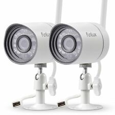 Funlux Wireless 720p HD Outdoor Security Camera Day/ Night Video Surveillance 2