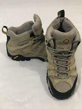 Women's Merrell Vibram Moab Ventilator Waterproof hiking boots shoes size 8