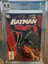 Batman #655 CGC 9.8 First appearance of Damian Wayne
