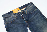 NEU - Hugo Boss Orange 24 Milano - W31 L34 - Vintage Denim Jeans  Regular  31/34
