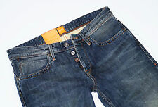 NUEVO - HUGO BOSS ORANGE 24 Milano - W31 L34 - Vintage Vaqueros regular 31/34
