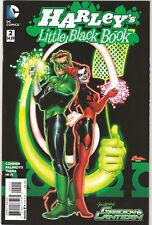 Harley Quinn Little Black Book #2 NM 2016 DC Comics 1st print Green Lantern