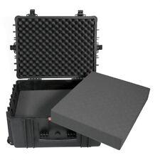 Outdoor Schutzkoffer IP 67 Universal Kunststoff-Box Transport Koffer Flightcase