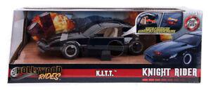 Pontiac Firebird 1982 - Knight Rider KITT with working lights 1:24 (Jada 30086)
