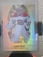 2019-20 UPPER DECK TIM HORTONS GOLD ETCHINGS #GE3 CAREY PRICE UD CANADIENS
