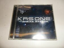 CD  KRS-One  ‎– The Sneak Attack