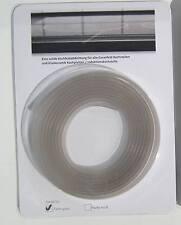 Ceranfeld Dichtung Induktions Glaskeramik Herd abdichten Kochstelle 6x1,5 grau