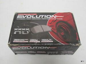 Brake Pads Power Stop Z23 Evolution Sport Performance Z23-1914