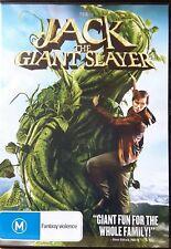 Jack The Giant Slayer (DVD, 2013) Region 4_Adventure_Fantasy Movie