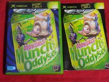 ODDWORLD MUNCH'S ODDYSSEE XBOX VOIR COMPATIBILITE LIEN (XBOX 360)