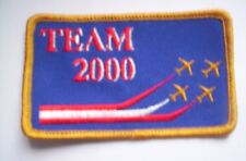 Austria Air-Force  Team 2000   ca  9 x 6 cm