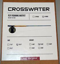 """Redington Crosswater 8'6"""" 5 wt"""