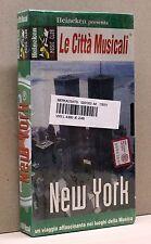 Le città musicali - New York [vhs, heineken live music club]