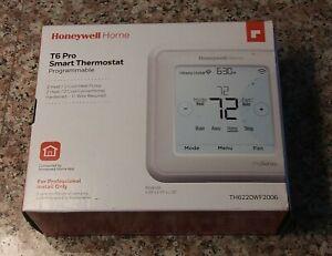**NEW & SEALED** Honeywell Lyric T6 Pro Wi-Fi Programmable Thermostat - White