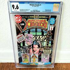 Madame Xanadu #1 CGC 9.6 NM+ key issue — New horror Comics Nightmare OPTIONED TV