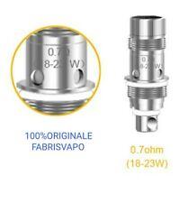 Aspire resistenze per atomizzatore Nautilus 2/2s/mini BVC 0.7ohm coil conf 5pz