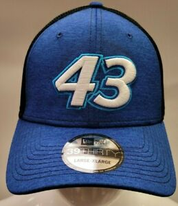 Richard Petty Motorsports #43 Large-XLarge Fitted Nascar Hat