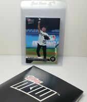 2020 Topps Now DR. ANTHONY FAUCI Baseball Card #2 Opening Day First Pitch MLB RC