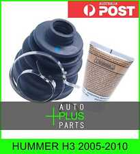 Fits HUMMER H3 2005-2010 - Boot Inner Cv Joint (86X99X26) Kit