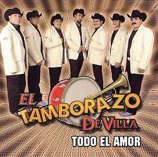 Tamborazo De Villa : Todo El Amor CD
