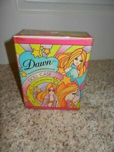 1970 VINTAGE DAWN DOLL CASE