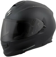 Scorpion Exo-T510 Full-Face Solid Helmet Matte Black