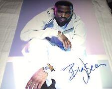 Big Sean Rapper Hand Signed 11x14 Photo Autographed W/Coa Look Bs 01