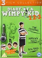 Diary Of A Wimpy Kid 1-3 [DVD][Region 2]